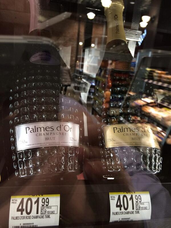 San Francisco. Possibly the only city in the world with $400 bottles of champagne in a Walgreens. http://t.co/xHMveHoYPi