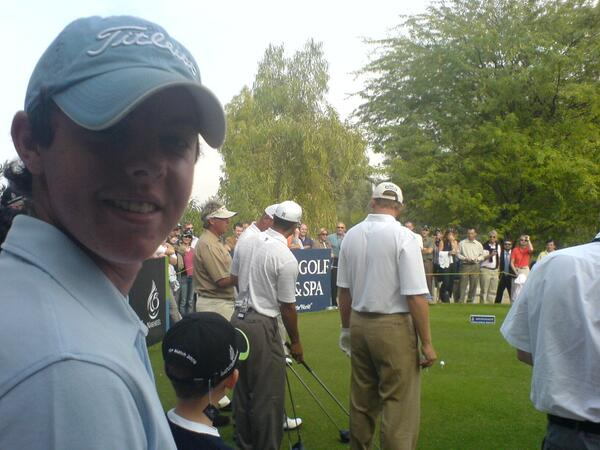 A lot has happened since @McIlroyRory watched Tiger Woods and pals play that exhibition in Dubai in 2006. http://t.co/kYbgsPbJha