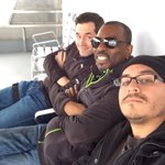RT @kylerohrbach: On the water taking lunch with the @readingrainbow crew... We saw whales! @levarburton @BevanBell