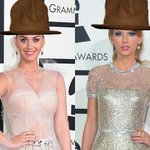 RT @Pharrellhat: what if @katyperry and @taylorswift13 wore pharrell hats?