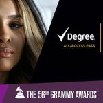 RT @DegreeWomen: Excited for the show tonight? We want to #DOMORE and send you to the 57th #GRAMMYs! Enter now: http://t.co/iyPAzD14QF