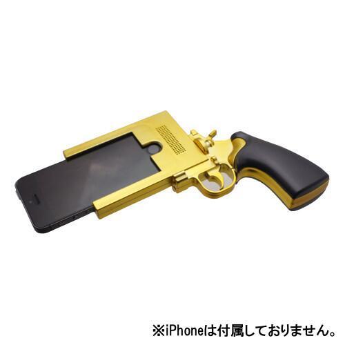 コレ見て、トライガンを思い出しました。 私はウルフウッドが好きでした。  銃型の、ネタ系iPhoneケース。  商品詳細コチラ→ https://t.co/xlOZ3LkHCT http://t.co/sBVYJm066r