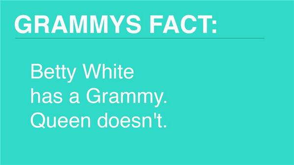 This #GRAMMYs fact will have you shaking your head. http://t.co/DBKAkIzWR2 http://t.co/H30y1aE9SC