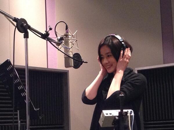 本日、ニューアルバムのレコーディング始まりました(*^_^*) http://t.co/1DVhDH8CJ1
