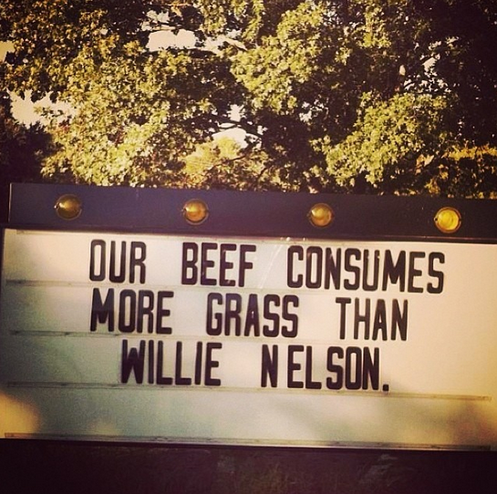That's a lot of grass ;) http://t.co/mfcHMMKBCX
