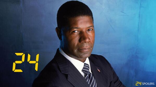 8 years ago today @HaysbertDennis made his final appearance as President David Palmer on 24. RT if you miss him! http://t.co/fdFx9ejmbn