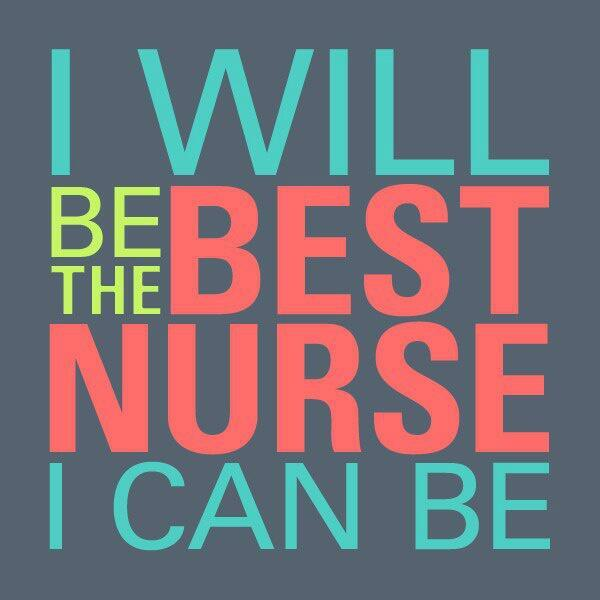 #2014Goal: Be the Best Nurse I Can Be! http://t.co/FjfsMYl48t
