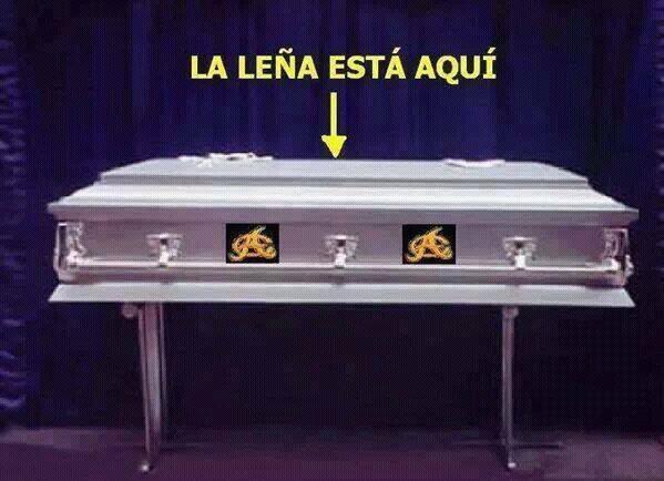 .. Murieron lasaguila? la del cibaooo?? Ay y donde ta la leña? http://t.co/gKWQ5ePmXR