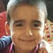 Picture issued by @policescotland of missing three-year-old Mikaeel Kular. http://t.co/YOuPBr1A7O http://t.co/GXrYgJ0TA2
