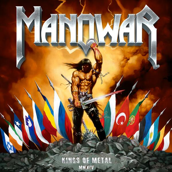 "MANOWAR Reveal Cover For ""Kings Of Metal MMXIV"" Read all details on http://t.co/B5iZeGlsq9 http://t.co/f4ZoZLZ3kf"