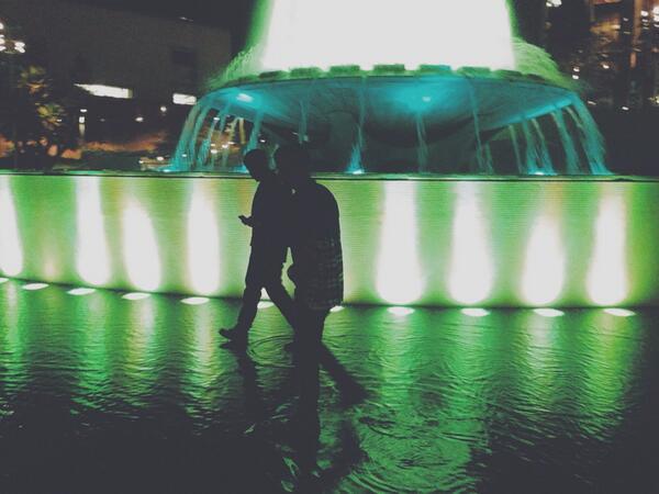Water walkin', you boarding the dock http://t.co/tTaED2arWj