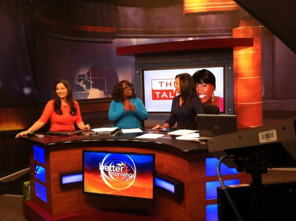 We're thrilled to have @sherylunderwood back on @BetterMornings! http://t.co/oAOpzR7NMd