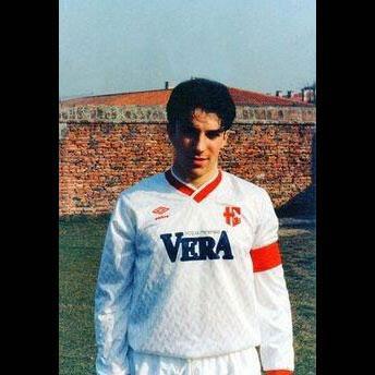 @delpieroale Alessandro Del Piero, Primavera Calcio #Padova 1991-92. (courtesy @azwin27 from #Indonesia) http://t.co/cTfw2FQCQP