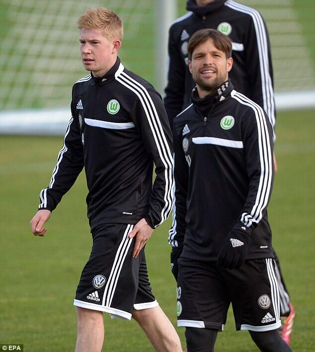 Kevin De Bruyne completes move to Wolfsburg for £17m, Chelsea make £10m profit from 5 league appearances!