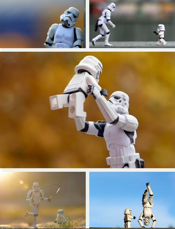 Another side of stormtroopers RT @thehomelesschef: Happiness ....... http://t.co/RaI2nCSXD0