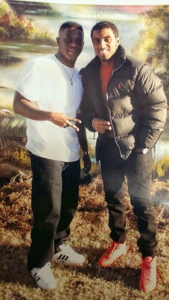 Went to go visit my bro lil boosie in the LSP this morning http://t.co/dIjeDCUBq3