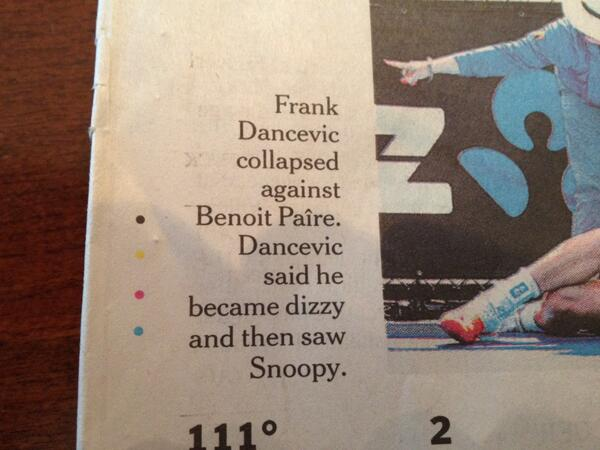RT @DaltonRoss: I blame this NY Times photo caption for making me laugh at a collapsed tennis player. http://t.co/H13UthbsjF