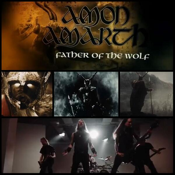 """Watch the brand new """"Father of the Wolf"""" music video here http://t.co/l22qp1ivk5. http://t.co/RxkaYQVooY"""