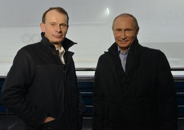RT @BBCNewsPR: Russian President Putin speaks to the  BBC's @MarrShow this morning at 9am on @BBCOne http://t.co/7RjigEWy24
