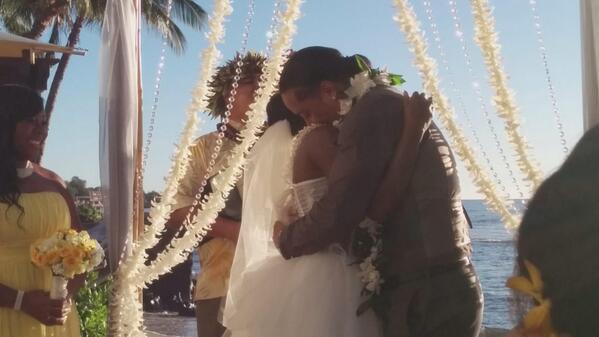 Trinity uso wedding