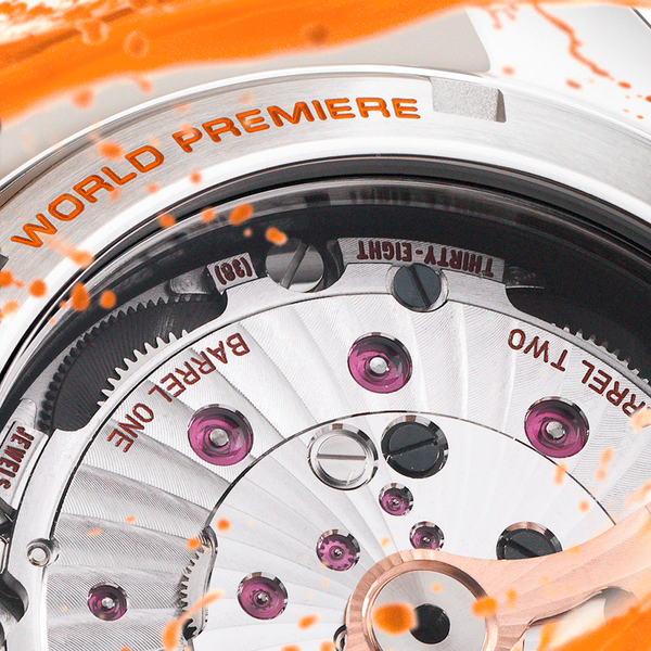 Another WORLD PREMIERE from OMEGA! 21.01.2014 http://t.co/HIt84nVptf