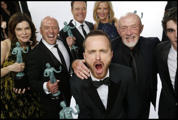 #SAGAwards photo booth. Candid pics with the winners http://t.co/vlbOpDWMPa by @socalbreeze http://t.co/CQJIOMRfMQ