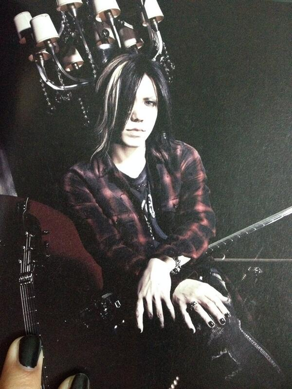 Happy Birthday to the GazettE COOLEST GUITARIST! AOI!! #HappyBDayAOI http://t.co/uXLJayIuH6