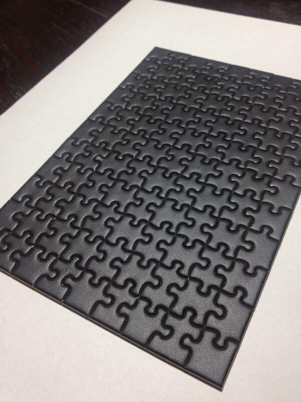 やったー!ブラックパズル完成したよー! http://t.co/mM1uGy3yNc
