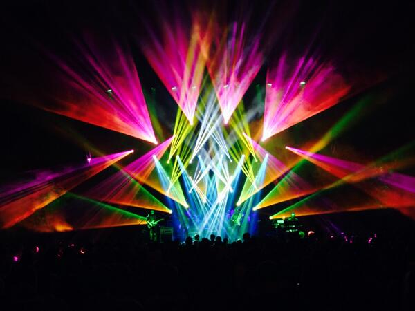 Last night was a peak experience. Grateful. Honored. Thanks NYC and #umphreys fans. #umphreysbeacon http://t.co/wGxjzK4W2C