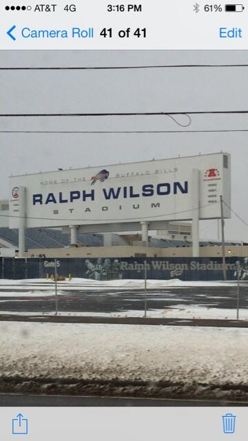 Need a playoff game here next year.. http://t.co/OzFFlil4an