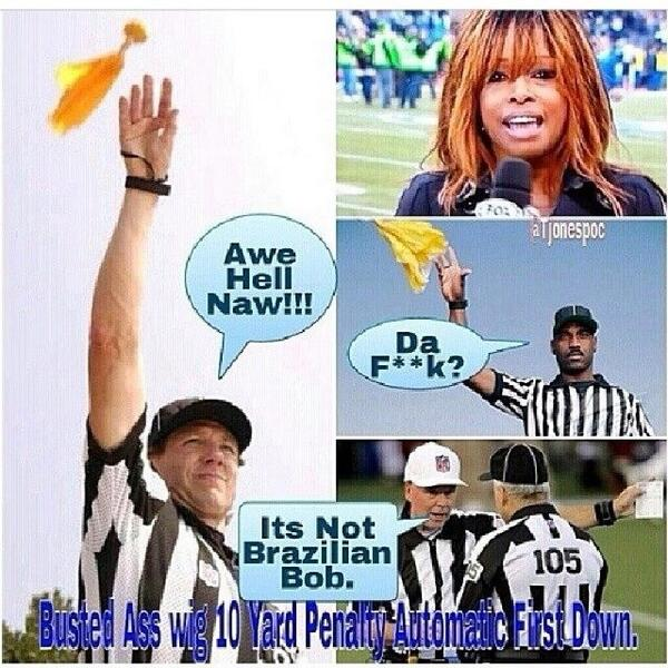 Poor Pam Oliver is #Trending 4 all the wrong reasons…