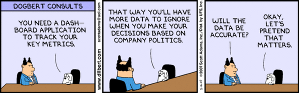 «@AndreaMoe RT @yochum: Dilbert on Dashboards http://t.co/W2B3zV8nc5 #prodmktg I couldn't resist»