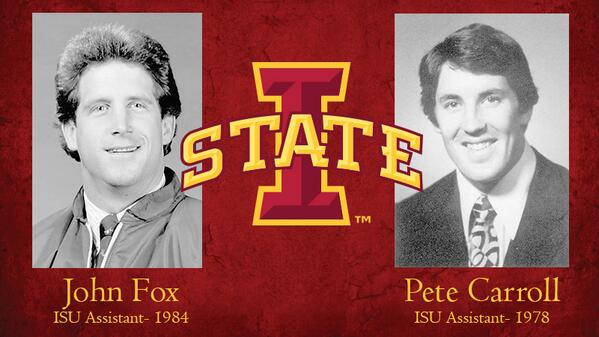 Which former Iowa State assistant coach wins the Super Bowl? #Cyclones http://t.co/SH9YSWx3QD