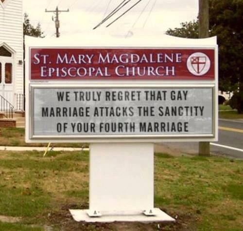 Great church sign! http://t.co/cxFZqfex2z