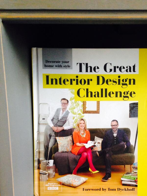 #Win #GIDC Style Guide - we have a copy to giveaway - RT & Follow @GrahamandGreen winner announced tomorrow at noon http://t.co/qGyZGQHW6C