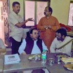 RT @vishalnautamlal: Dr. @Swamy39 at Munisuvrat Swami Jain Upashray #Ghatkopar #Mumbai for #Navkasi Breakfast with Jain Community Members h…