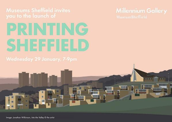 Part of this exhibition now showing @MuseumSheffield Lots of work to see. #printingsheffield http://t.co/fN13ZSQdIl