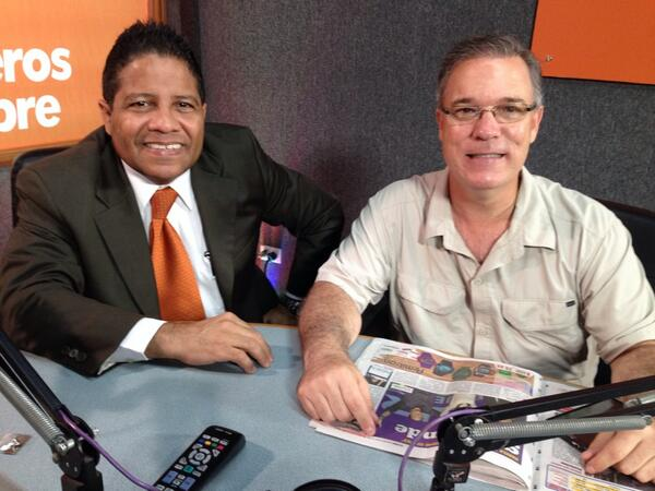 Muchas gracias por la oportunidad de entrevista señor @joseluisfabrega #TePresentamosTuCandidato @rpc_radio #Panama http://t.co/2gGiMfCHWG
