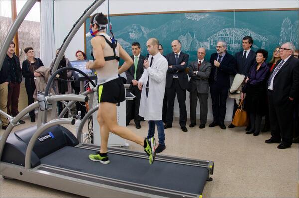 Se han Inaugurado los nuevos laboratorios tecnológicos de Fisioterapia http://t.co/TcHmA74Lcm http://t.co/sRoqdy2kNm