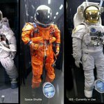 Evolution of the space suit. ` http://t.co/AEMJ92AcUP