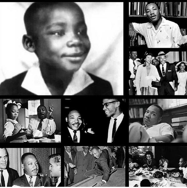 Giving honor to the man who unselfishly gave his life so we could all be free. #HonoringMLKTodayAndEveryday http://t.co/rMJWvzm8sN