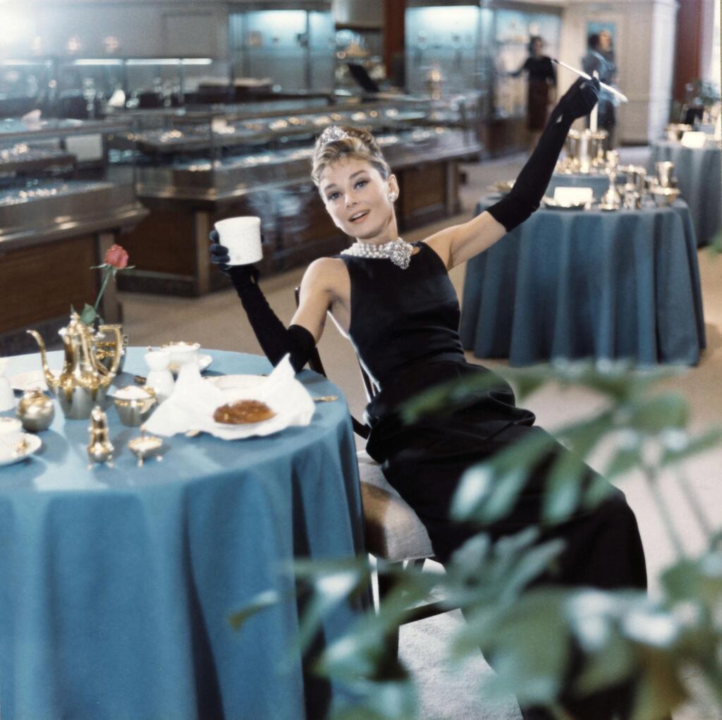 The effervescent Audrey Hepburn http://t.co/RebMB6bUAR