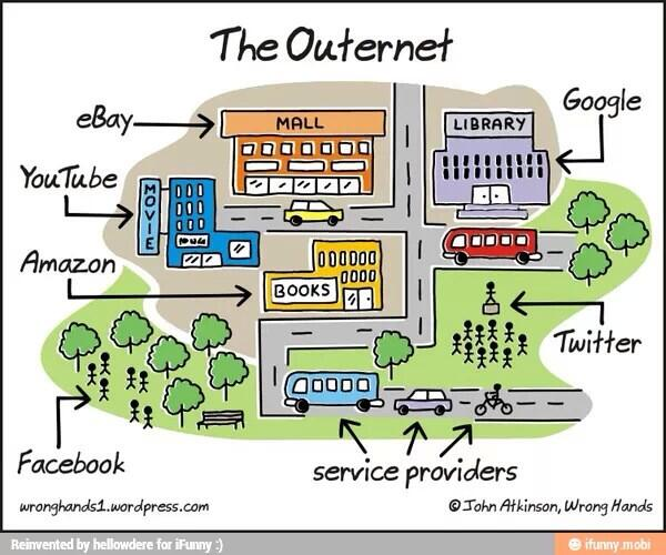 The outernet is so much better than the internet. Use it. And yes I get the irony of posting this on the internet. http://t.co/ZO60FzLHfO