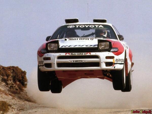 Luis Moya ha contado lo cerca que esta Toyota de volver al WRC Ford podría regresar en cualquier momento pinta bien http://t.co/M9r8v8B2bK