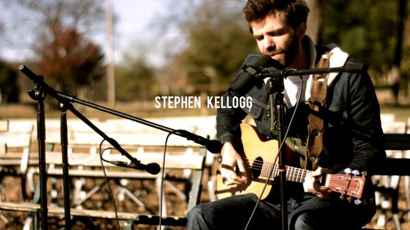 Happy to bring you all a new session today with @Stephen_Kellogg http://t.co/Aoc6nWzD4j http://t.co/7aG1m1c6Bq