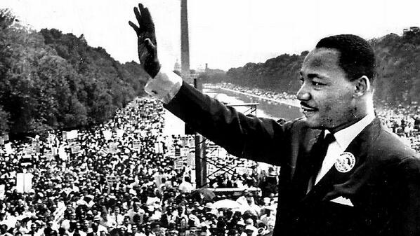 """Darkness cannot drive out darkness; only light can do that. Hate cannot drive out hate; only love can do that."" MLK http://t.co/9BxghguLwX"