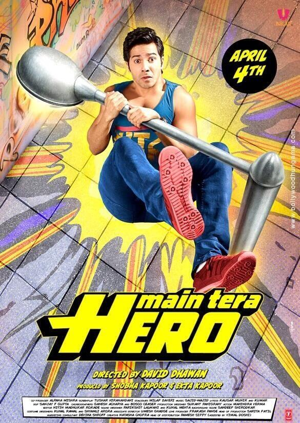 Here we go first look of #MainTeraHero http://t.co/Y33PI3pW7f