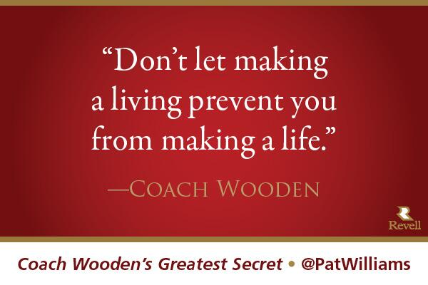 Coach Wooden's Greatest Secret http://t.co/1aQE0zxk82 http://t.co/IZ4Z4Z9HQg