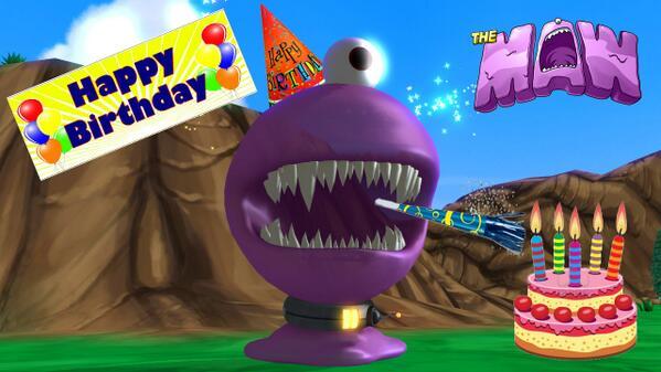 Happy Birthday, Maw!! http://t.co/4T4faTPmqo