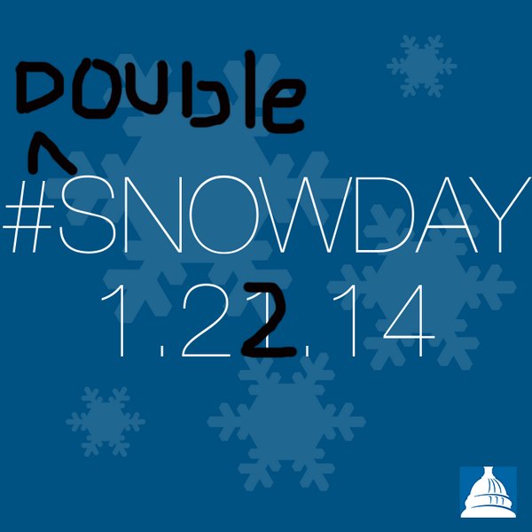 Schools will be closed on Wed, 1/22 for all students & non-essential school-based staff. #snowday (1/2) http://t.co/JuUmRW7jk9